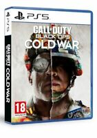 CALL OF DUTY: BLACK OPS COLD WAR SONY PLAYSTATION 5 PREORDER