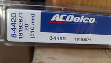 "10 BLADES OF AC DELCO,8-4420(20""),FRESH WIPER BLADES.4.1.+*FREE LOCAL PICK UP*."