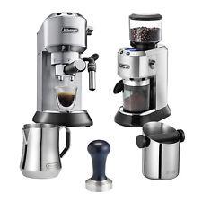 DELONGHI Kaffeevollautomat ECKG 6821.M Combi-Pack Dedica Barista