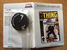 HeroClix MUTATIONS and MONSTERS EVENT DIALS E003 UNLIMITED CLASS WRESTLING