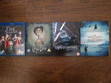 Tim Burton Limited Edition Blu-Ray Collection