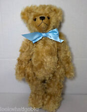 """Hermann Mohair Bear 16"""" Classic jointed 2005 bear Made in Germany"""