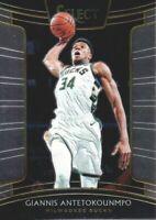 2018-19 Select Basketball #13 Giannis Antetokounmpo Milwaukee Bucks