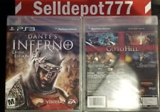 Brand New Dante's Inferno -- Divine Edition (Sony PlayStation 3, 2010)