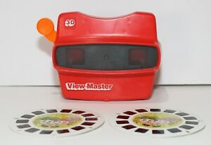 View Master Viewer with 2 Fairly OddParents reels good condition