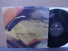 PRIVATE SECTOR – HOUSE OF BIRDS Orig Rose Hill '88 LP US ALTERNATIVE ROCK EX
