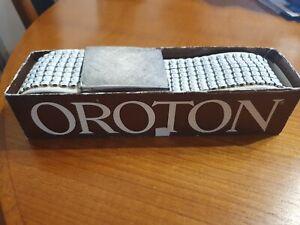 Oroton Mesh Belt, Like Glomesh, in Original Box