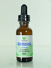 green pond corp retinol 72% organic  anti aging facial serum 30ml sealed