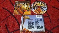 UN SOLO PUEBLO **Lo Mejor** SCARCE Venezuelan Folk TAMBOR CD Latin Percussion