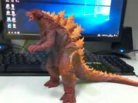Movie Godzilla Burning King of The Monsters 17cm PVC Action Figure Model Toy