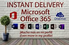 INSTANT DELIVERY Microsoft Office 365 2019 - Official Download - 32/64 Bit