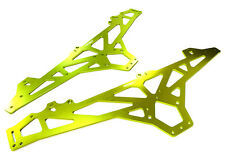 C26394GREEN Integy Billet Machined Main Chassis for HPI 1/10 Scale Crawler King