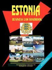 Estonia Business Law Handbook by Usa Ibp (2005, Paperback)