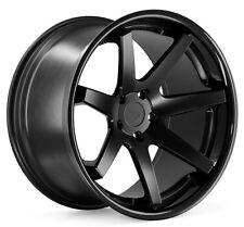 20x11.5 Ferrada FR1 5x114 ET15 Matte Black Wheels (Set of 4)