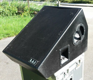RAS 15/3Z Monitor 500 Watt / 8 Ohm Eminence EM15-3008 Zeck 15/3 Box Monitorbox