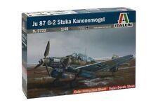 ITALERI 2722 1/48 JU 87 G - 2 Stuka Kanonenvogel