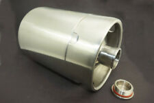 2L 60OZ Stainless Steel Homebrew Mini Keg Growler Beer Brewing Making Silver