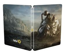 Fallout 76 - Standard Edition With Steelbook Case (Microsoft Xbox One, 2018)