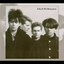 Echo & the Bunnymen [Bonus Tracks] [Remaster] by Echo & the Bunnymen (CD, Nov-20