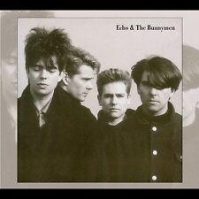 Echo & the Bunnymen [Bonus Tracks] [Remaster] by Echo & the Bunnymen (CD, Nov-2003, Rhino (Label))