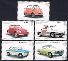 2289-2293 ** BRD 2002, Wohlfahrt Automobile