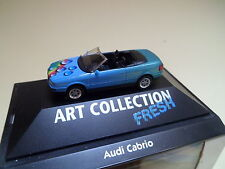 Herpa 1:87 045025 Art Collection  Audi Cabrio Fresh IN OVP