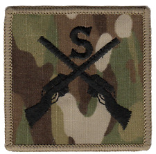 Official MULTICAM / MTP British Army Sniper Badge
