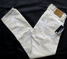 "Ralph Lauren Black Label beige slim-fit Camo Jeans ""t 32/32"""