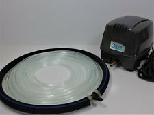 Oase AquaOxy 4800 Teichbelüfter Sauerstoffpumpe Membrankompressor Belüfterring