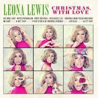 LEONA LEWIS - CHRISTMAS,WITH LOVE  CD  10 TRACKS INTERNATIONAL POP  NEU