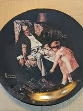New Listing1997 Norman Rockwell Heritage Collection #21 Collector Plate With Certificate