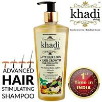 Khadi-Global-Anti Hair Loss and Hair Growth (250ml) Stimulating Shampoo F/ Ship
