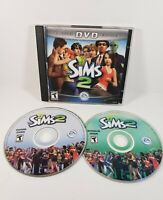 The Sims 2 (PC, 2-Disc Set, 2004) Video Game w/ Special DVD Edition EA Games