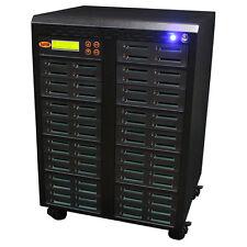 SySTOR 1-67 CF Memory Card Copier Compact Flash Drive Duplicator Copying Tower