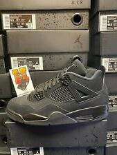 Air Jordan 4 Black Cat Cu1110 010 Release Date Sneakernews Com