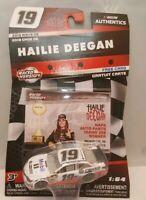Hailie Deegan #19 NASCAR Authentics Meridian Win 2018 Wave 6 1/64 SOLD OUT VHTF!