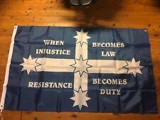 southern cross eureka bar flag or man cave banner flag  VLAD laws poster sign