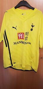 Tottenham Hotspur Puma Shirt - Size XL- Season 09/10