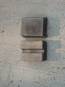Fresno Trowel Weights (Pair) - Concrete Tool;s Made in the U.S.A.