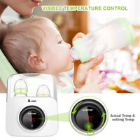5 In1 Multipurpose Baby Bottle Warmer Steam Sterilizer Temperature Control EU PL