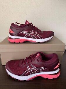 Rare Asics Gel Kayano 25 Women's Running Shoes Size 6.5 Pink 1012A026