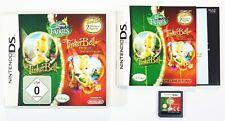 Nintendo DS Spiel TINKERBELL & DIE SUCHE NACH DEM VERLORENEN SCHATZ dt. OVP