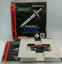 Classic NES: Zelda II: The Adventure of Link Nintendo Game Boy Advance PAL BOXED