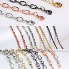Wholesale Silver/Gold/Rose Gold/Black Chic 600mm Pendant For Necklace Long Chain