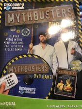 Myth busters DVD Game NEW Discovery Channel