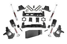 "Chevy GMC 1500 Pickup 7.5"" Suspension Lift Kit w/ LIFTED STRUTS 2007-2013 4WD"