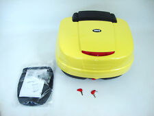 BAULETTO ORIGINALE 42 L YAMAHA MAJESTY MBK SKYLINER 125 150 Top box case GIALLO