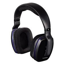 New Thomson WHP3311BK Wireless TV Headphones Rechargeable Batteries ~ 100Metre