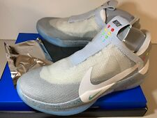 "Men's NIKE BB ADAPT ""MAG"" (US Charger) - Size 16  #AO2582-002 Back to the Future"