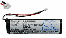 Batería 2600mAh tipo ICR-18650-22 VF5 para TomTom Go 710